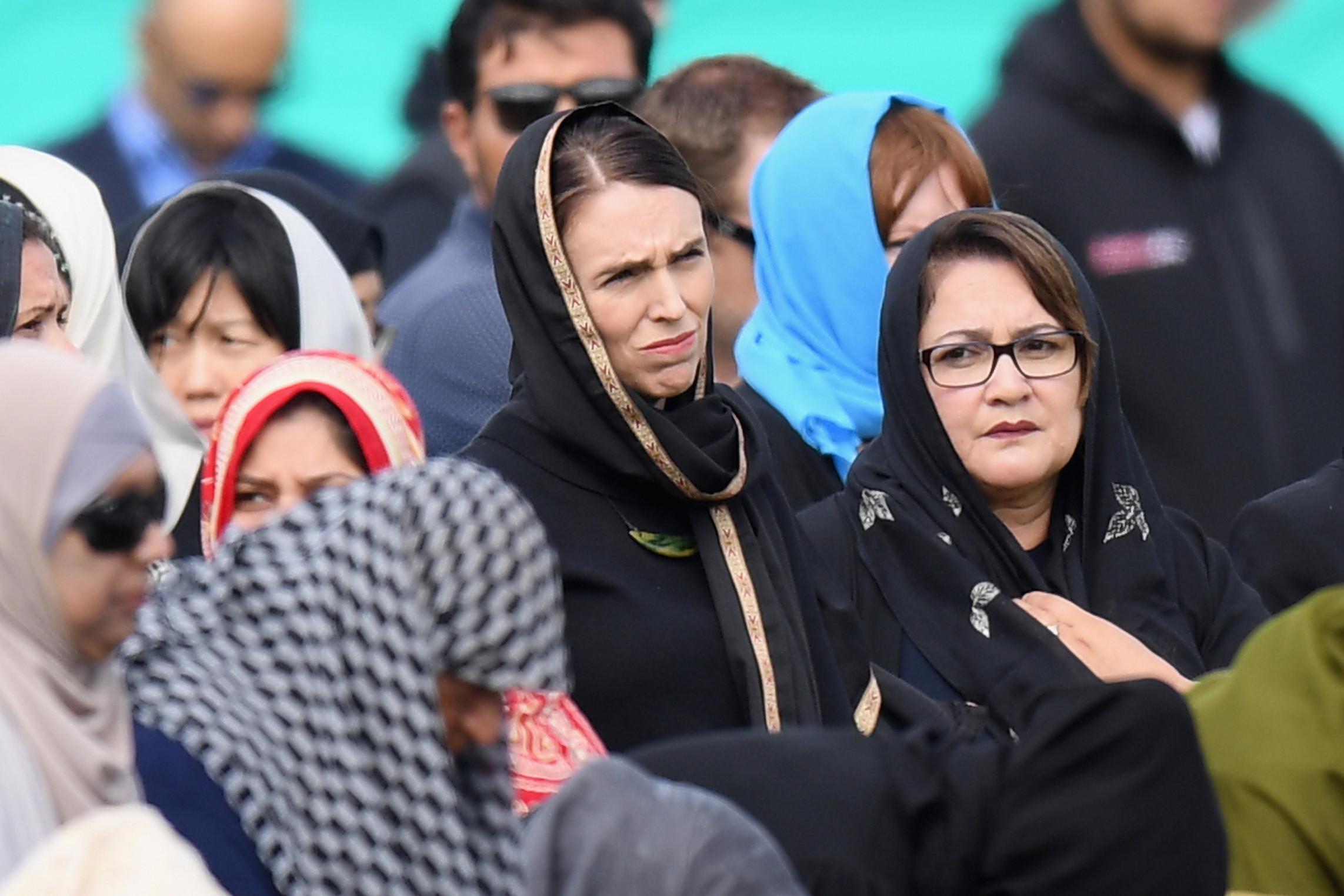 Jacinda Ardern ordena inquérito ao massacre em Christchurch