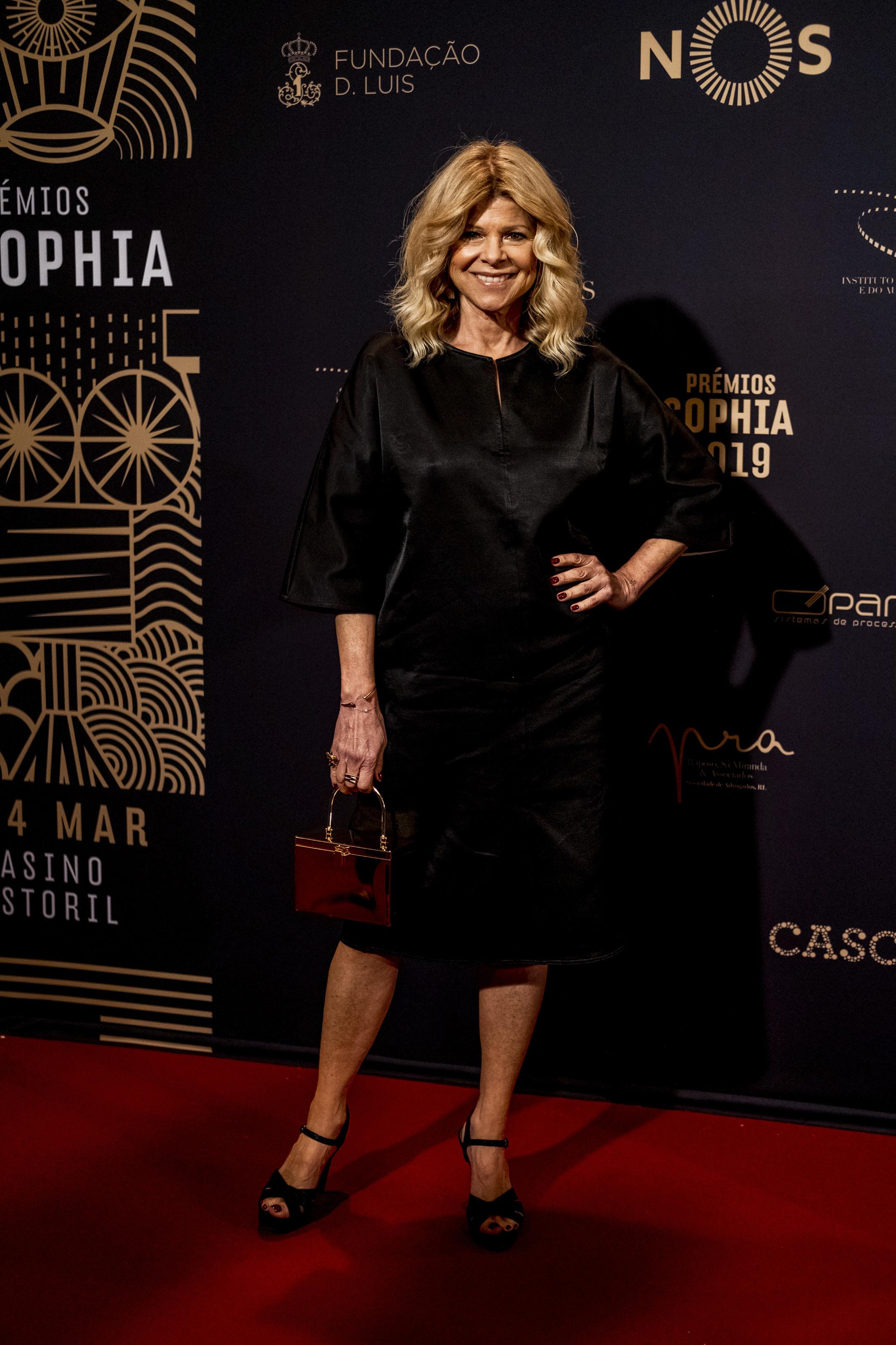 Os looks escolhidos para a gala dos prémios Sophia