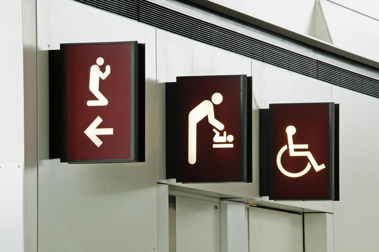 Galiza vai colocar fraldários em todas as casas de banho masculinas