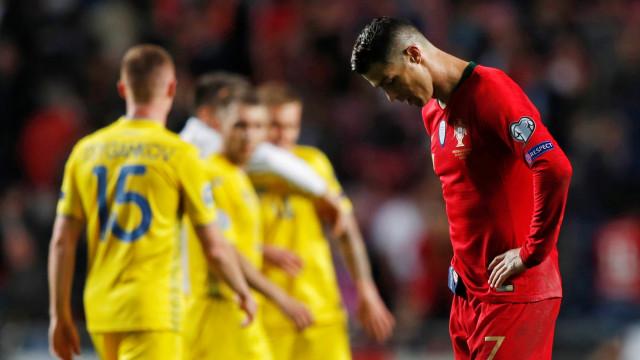 Juventus revela extensão da lesão de Cristiano Ronaldo
