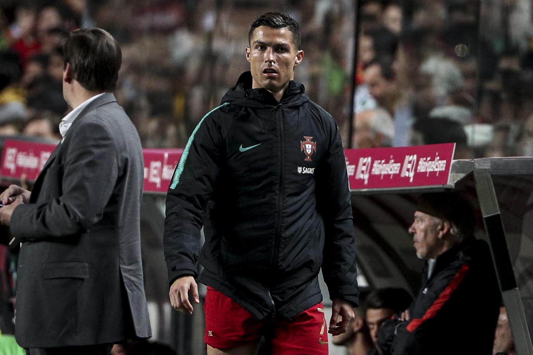 Ronaldo aborda lesão e deixa garantia