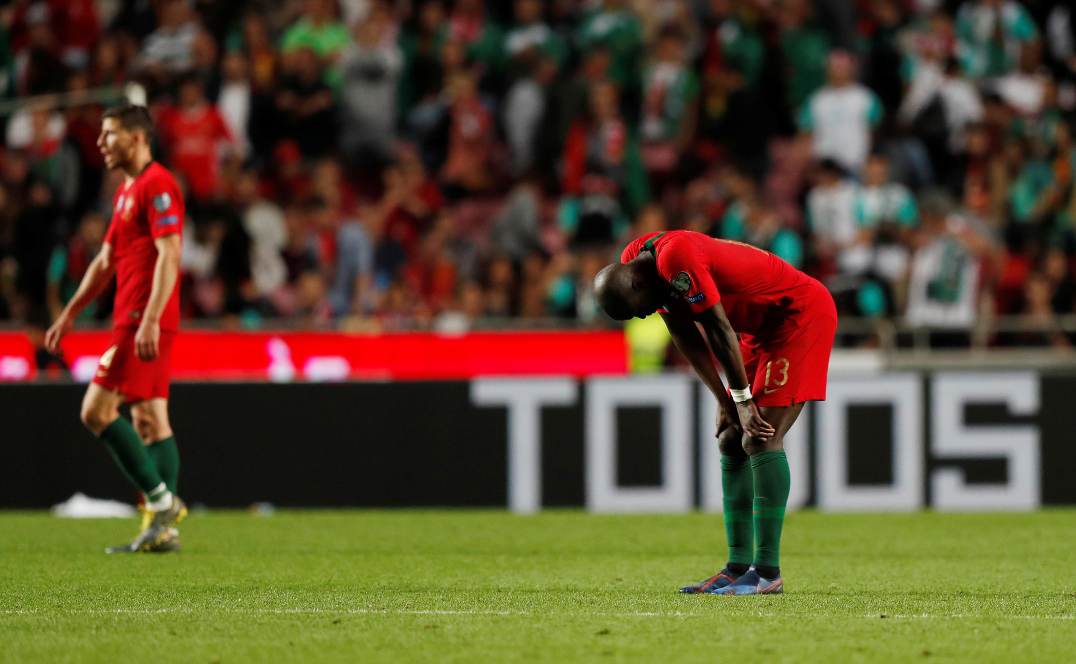 Novo empate transporta Fernando Santos para o pior registo na Seleção