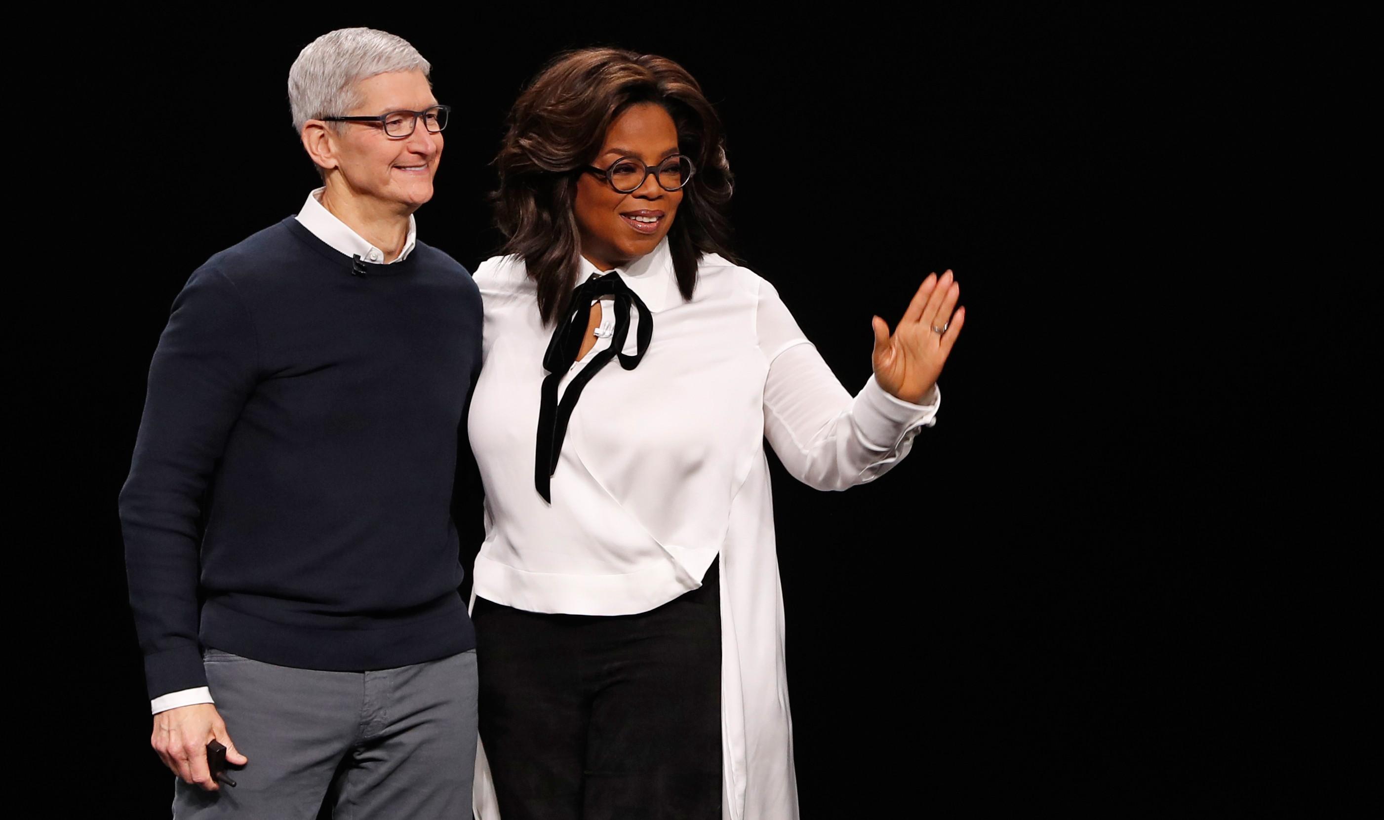 Hora do espetáculo? Apple cumpre o prometido (sem brilho)