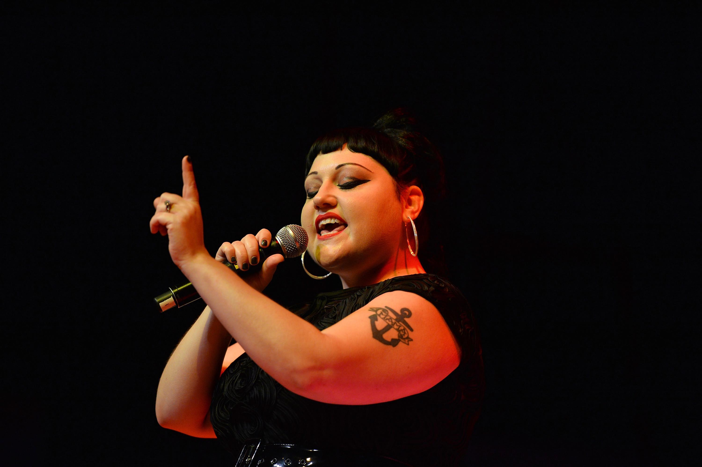 Beth Ditto regressa com os Gossip ao Alive para concerto comemorativo