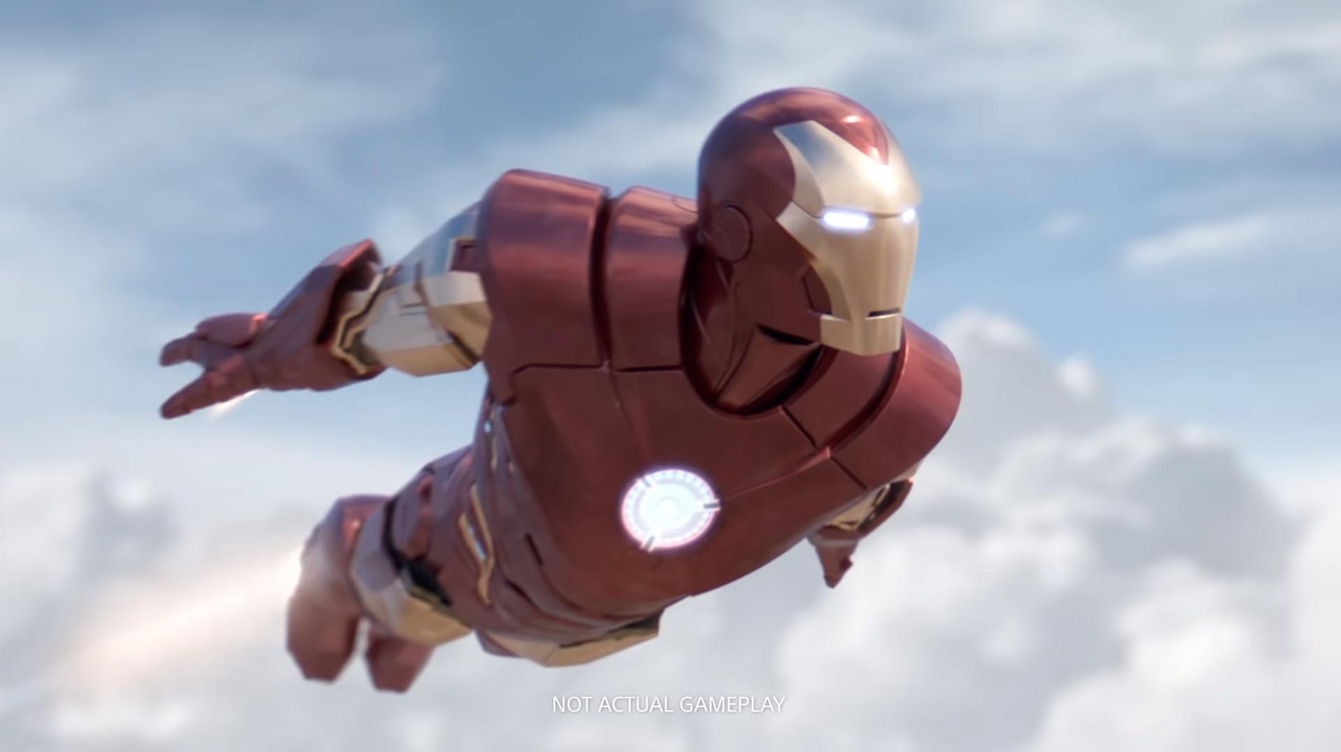 Sonha ser o Iron Man? A PlayStation quer dar-lhe a oportunidade