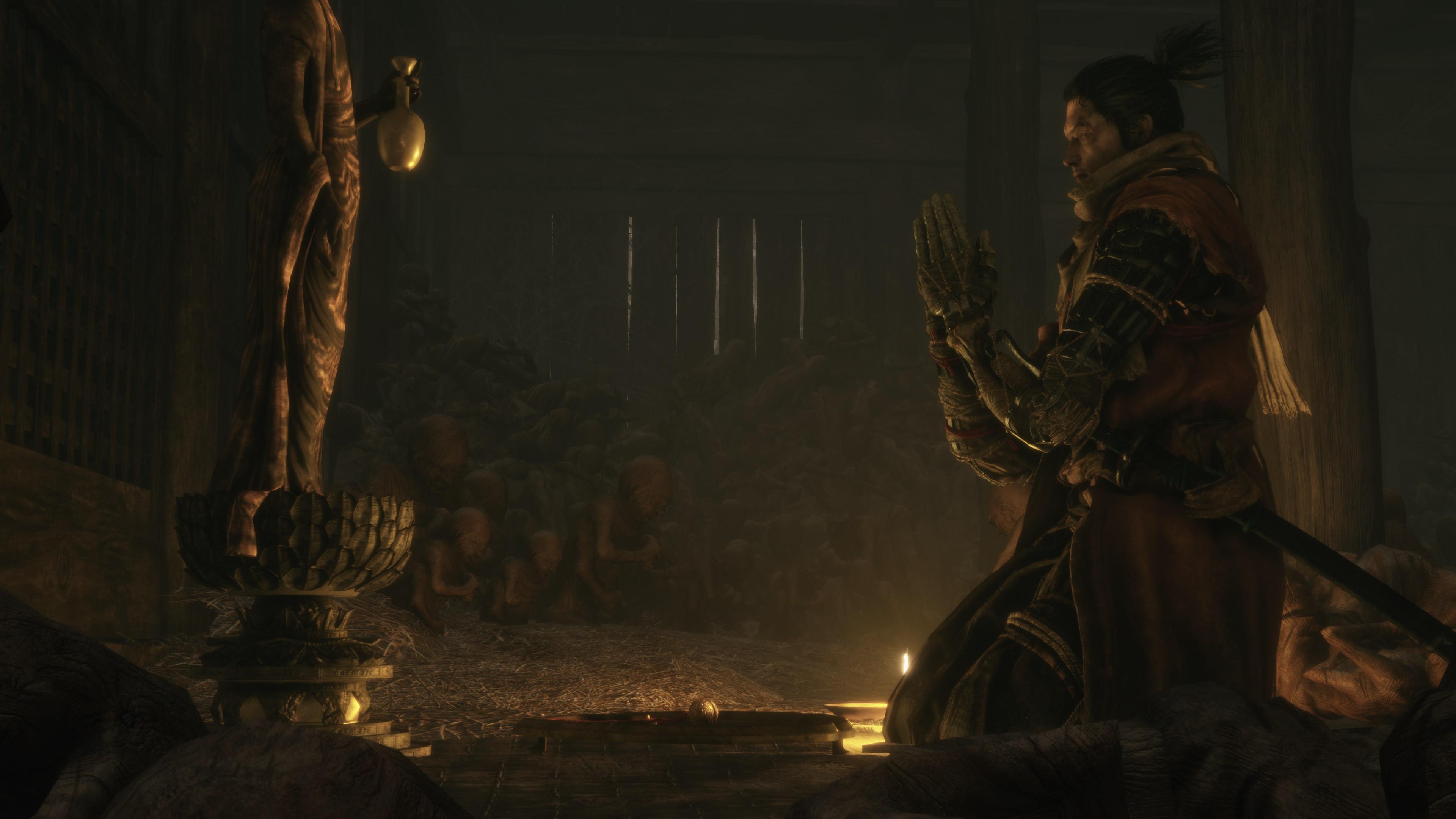 Fotos de 'Sekiro: Shadows Die Twice' mostram a beleza do jogo do momento