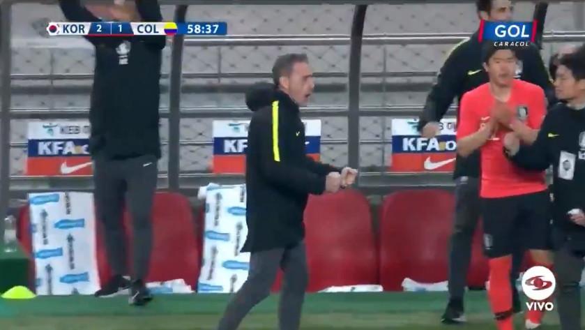 Paulo Bento bateu Carlos Queiroz graças às 'mãos de manteiga' de Arboleda