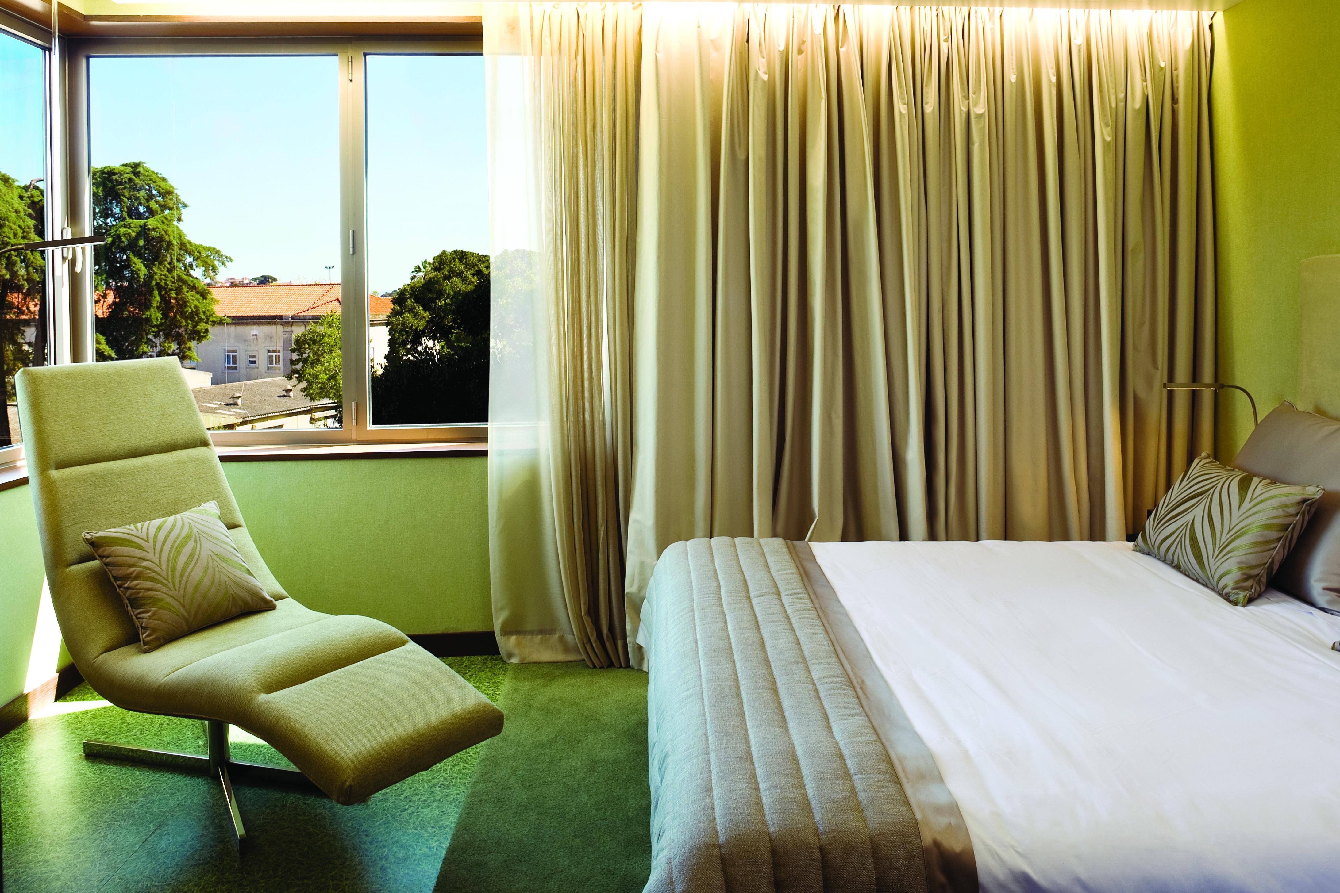 O único hotel carbono zero em Portugal está em Lisboa