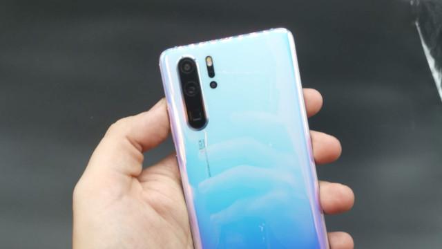 Huawei P30 Pro. Veja todas as cores do novo topo de gama