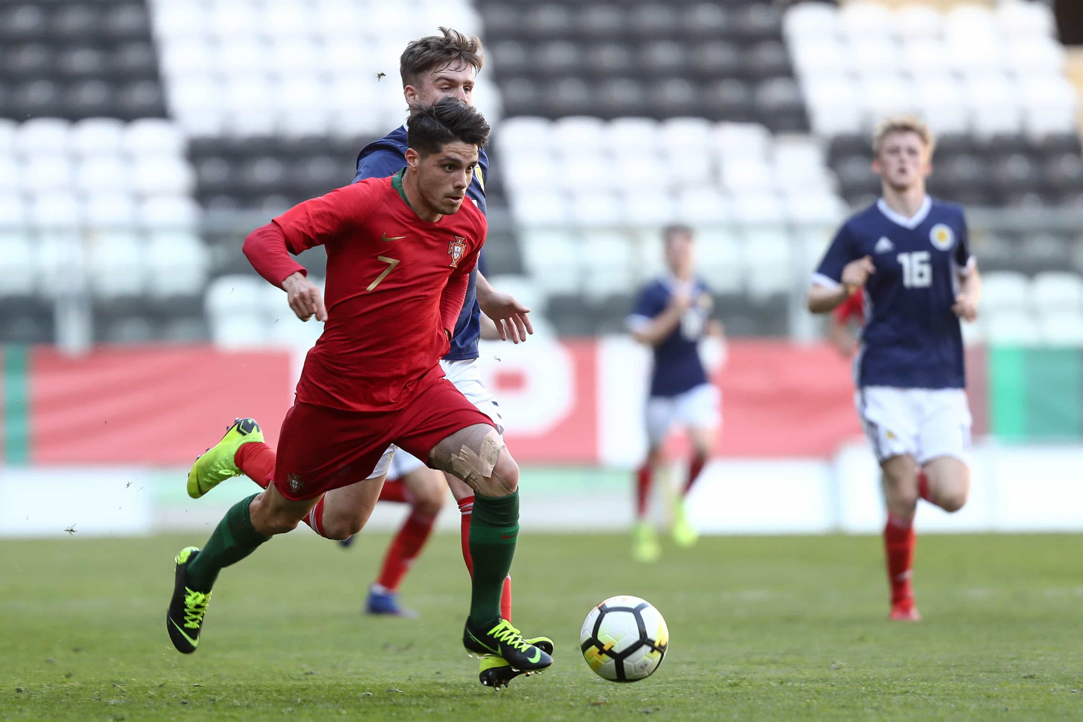 Estamos lá! Portugal na fase final do Europeu de sub-19