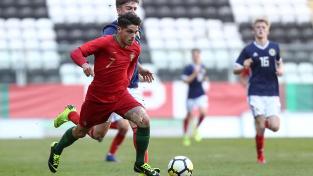 Estamos lá! Portugal na fase final do Europeu de sub-19