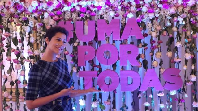 Sofia Ribeiro fala pela primeira vez em público do namorado