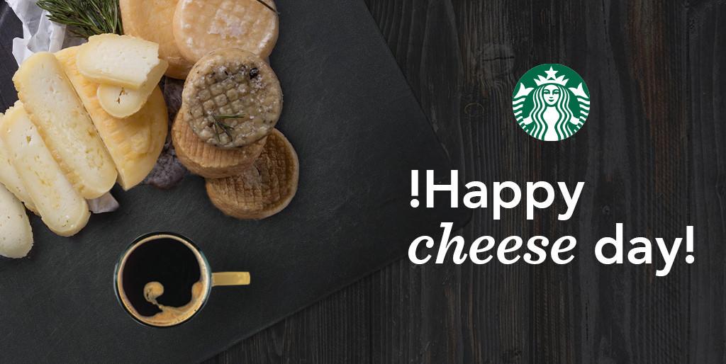 Café e queijo, uma combinação perfeita