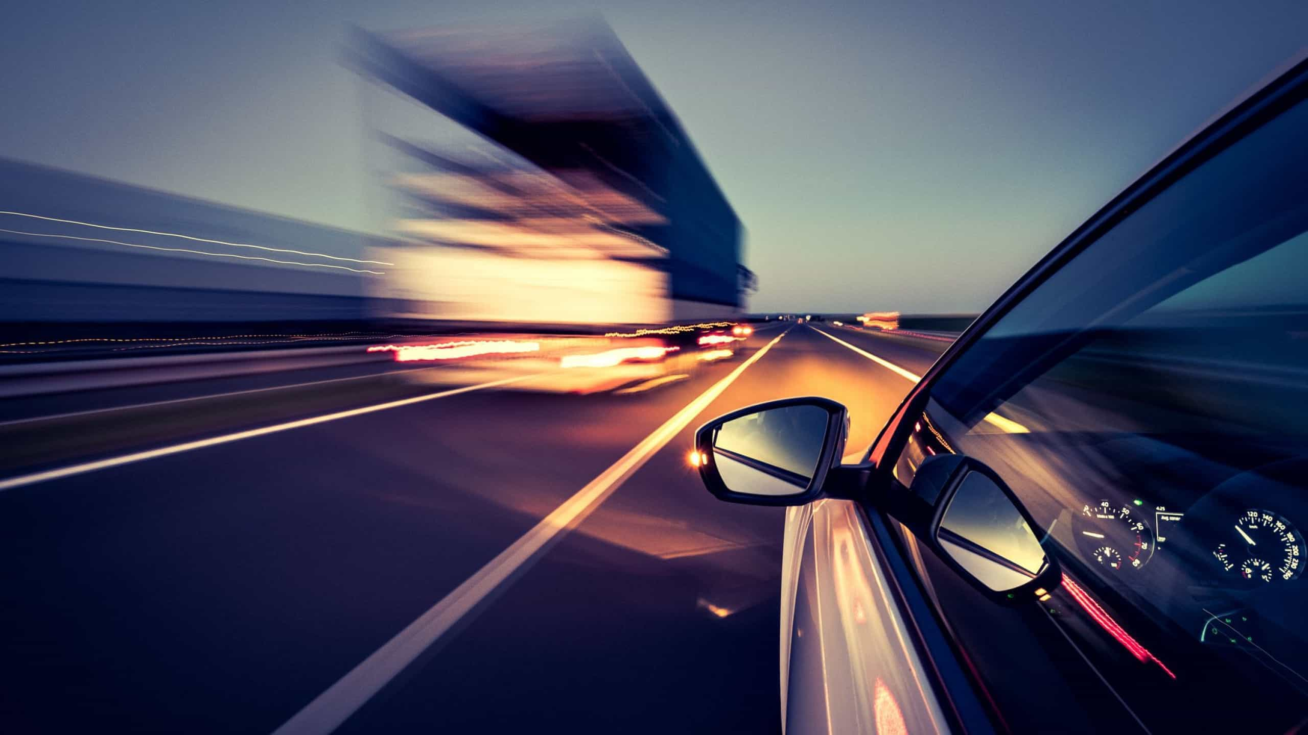 Novas tecnologias de segurança rodoviária serão obrigatórias em 2022