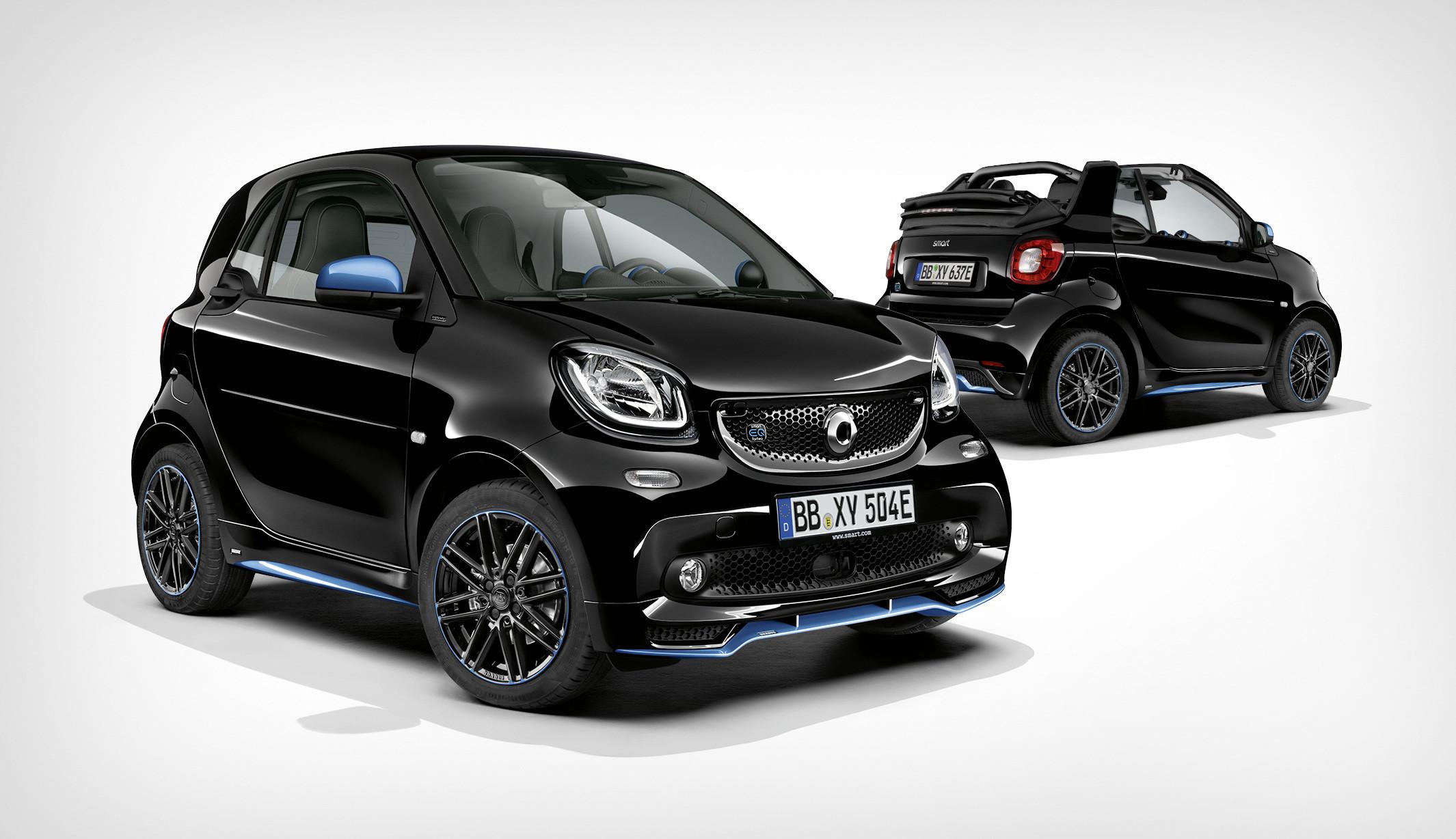 Dona da Mercedes vai desenvolver marca Smart em conjunto com a Geely