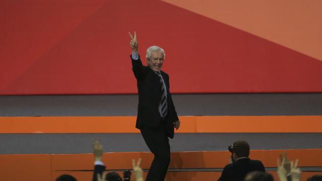 """PSD está de luto. """"Partiu o Zeca, um homem bom da política"""""""