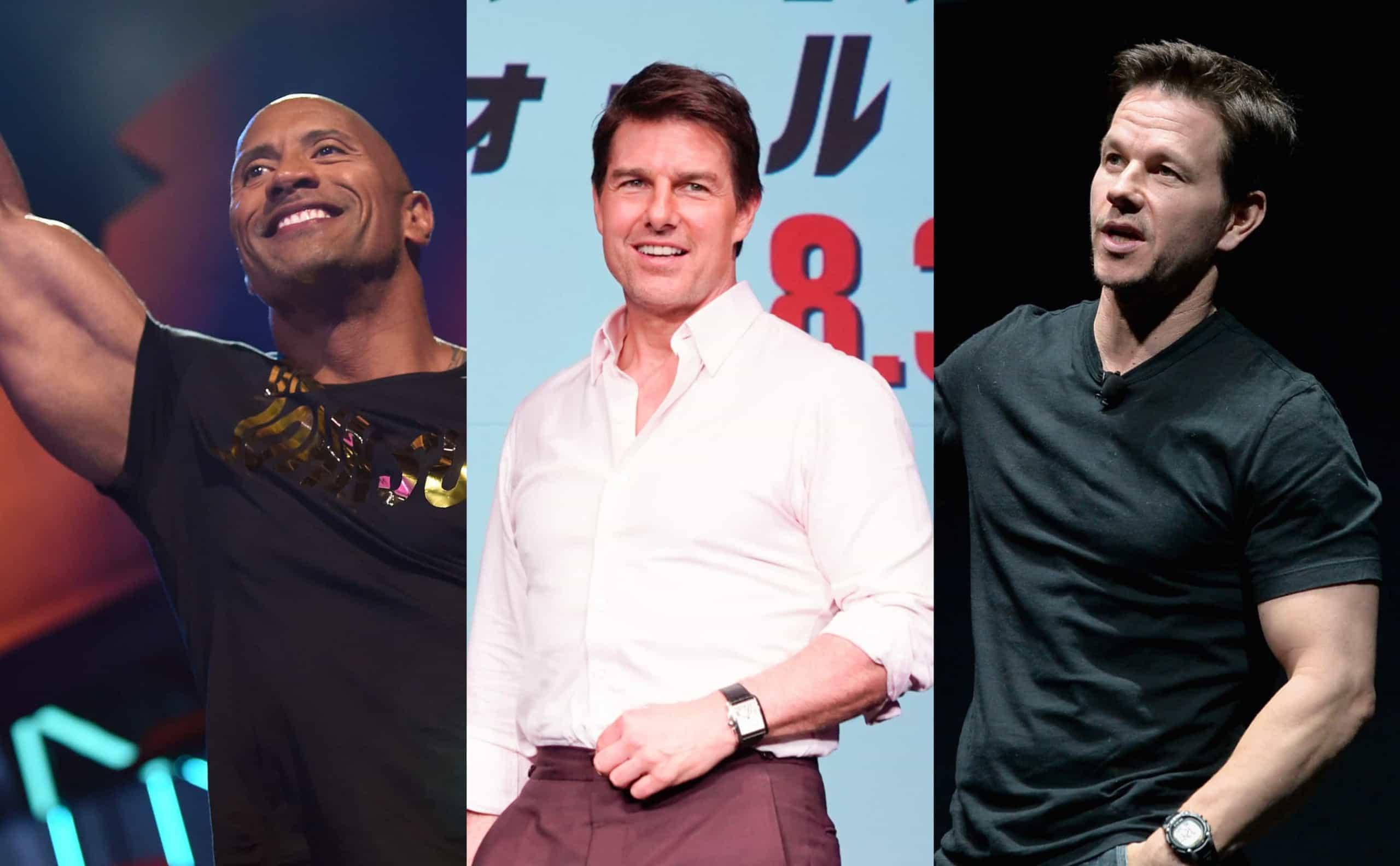 Os famosos com mais de 40 anos que mantêm a boa forma