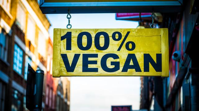 """Homem come esquilo cru em protesto contra a """"má nutrição vegan"""""""