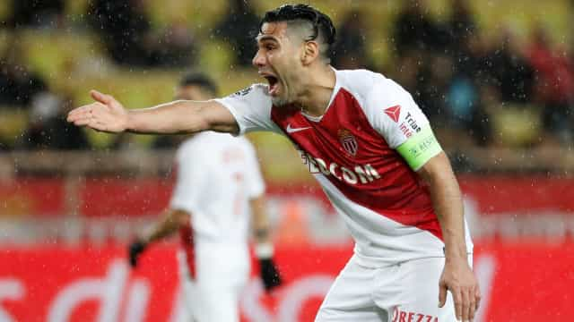 Falcao está de saída do Monaco e o seu futuro pode estar em Itália