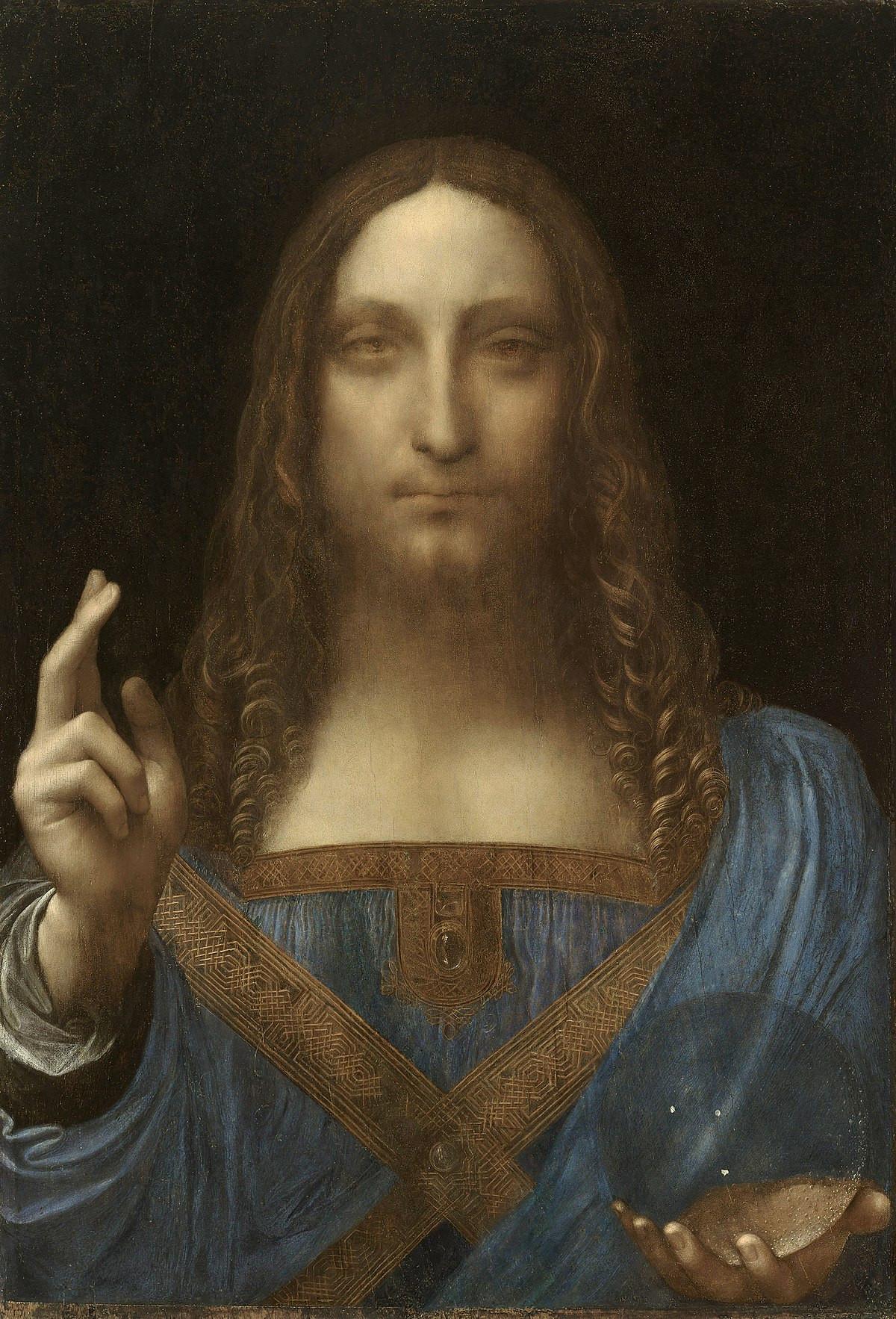 Quadro de Da Vinci no valor de 400 milhões de euros em parte incerta