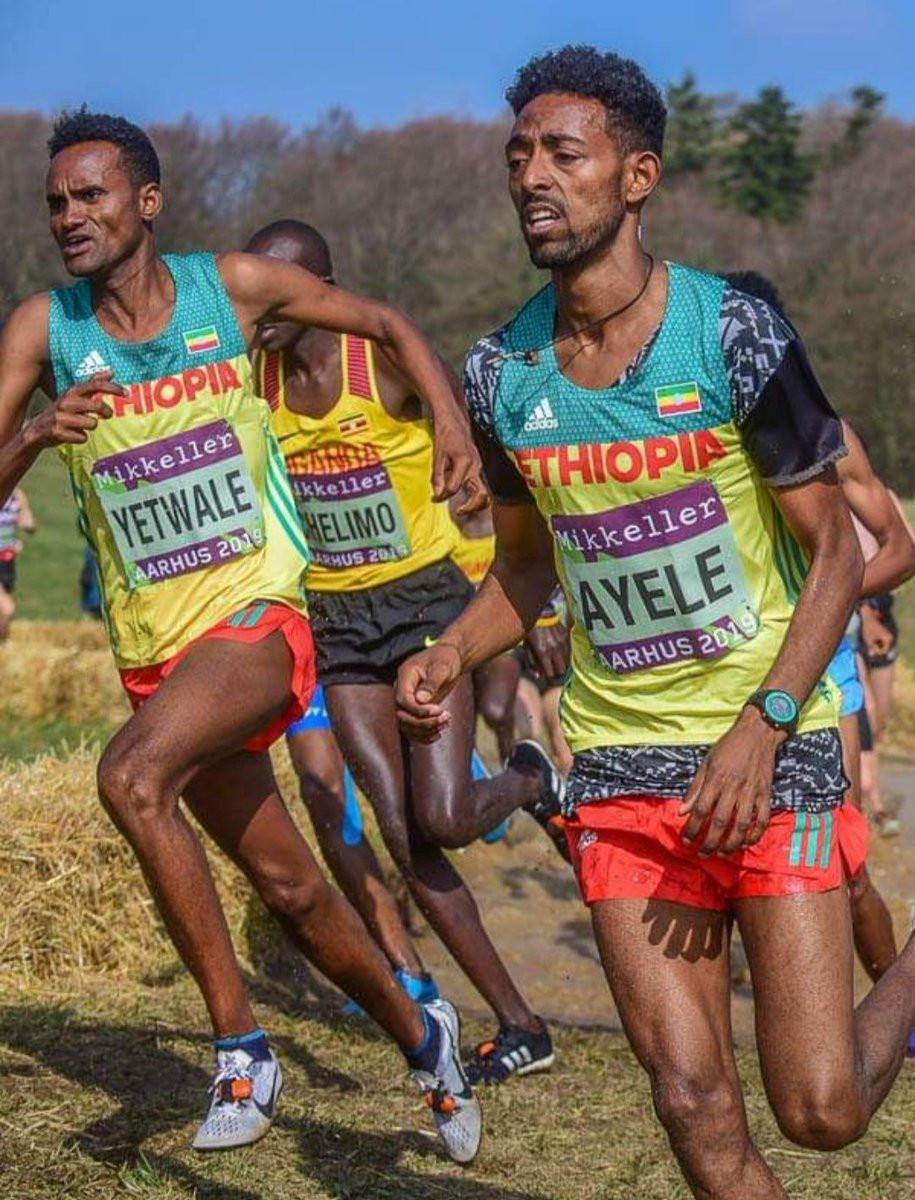 Quase inacreditável: Estes atletas etíopes têm apenas... 18 anos