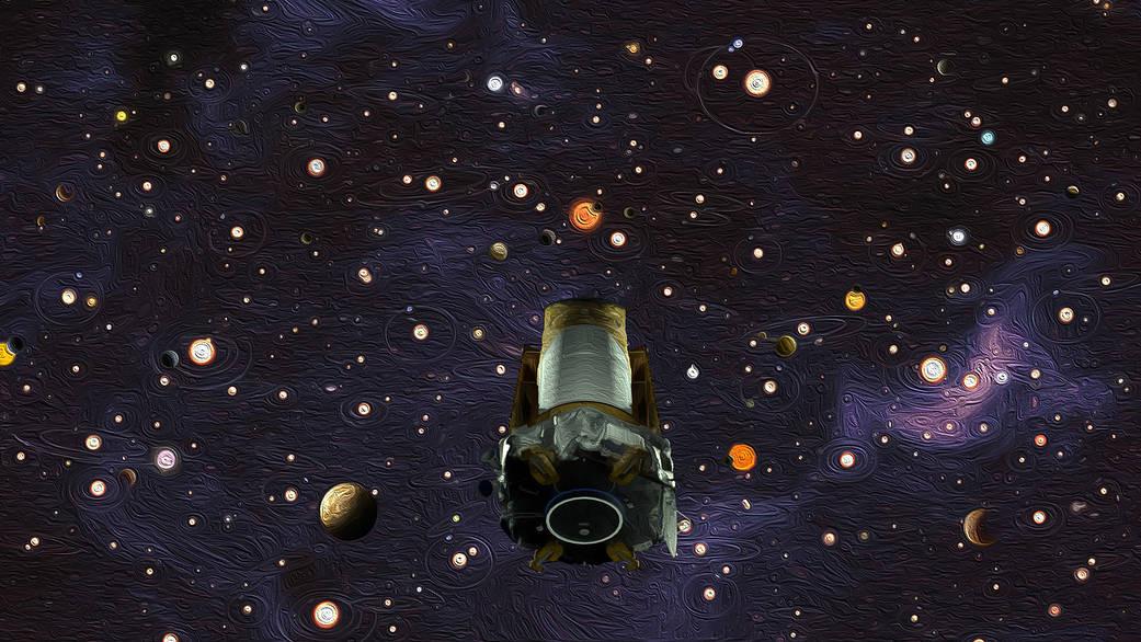 Estudante descobriu dois exoplanetas com ajuda de Inteligência Artificial