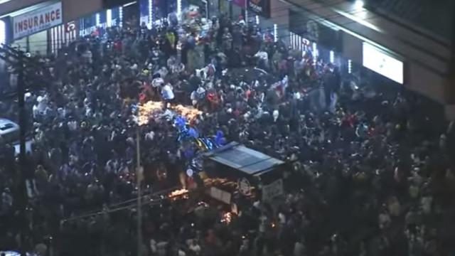 Após debandada, vigília por Nipsey Hussle termina com vários feridos