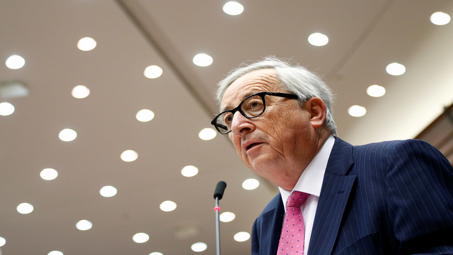 """""""Não foi o Juncker que forçou o Reino Unido ao referendo. Foi o Cameron"""""""