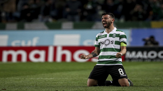 Hugo Viana viaja a Inglaterra para discutir Bruno Fernandes com o City