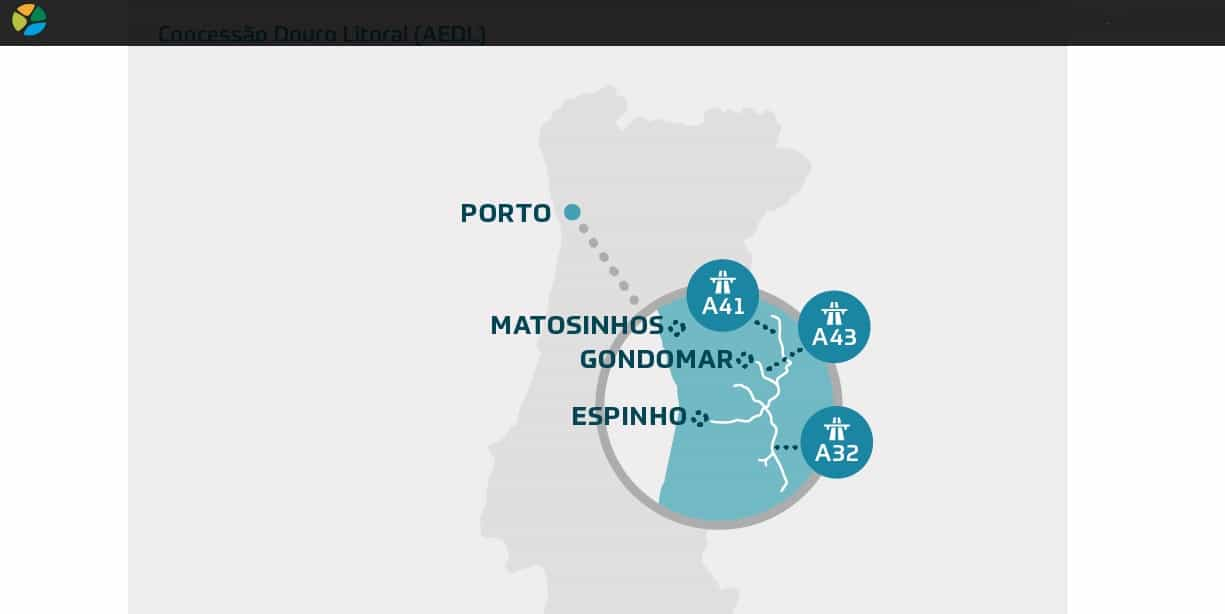 Acionistas da Autoestradas do Douro Litoral acusam Brisa de ilegalidades