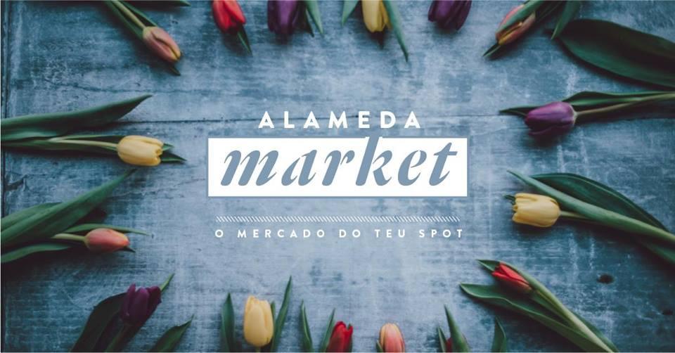 Alameda Market regressa para dois fins de semana de compras