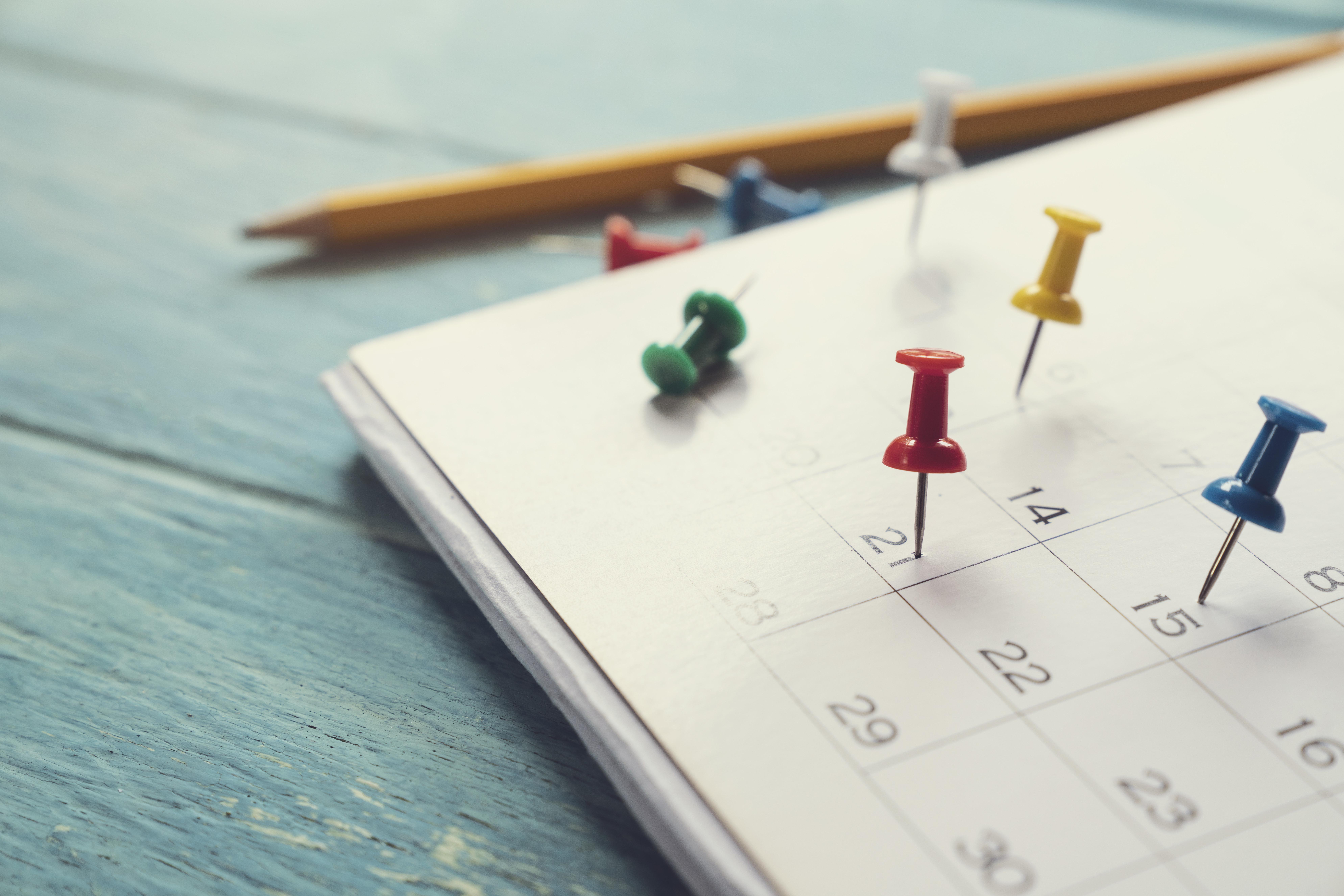 Tome nota: Quatro coisas que deve saber para começar o seu dia