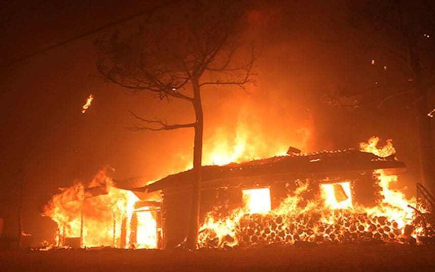 Coreia do Sul declara emergência nacional devido a grandes incêndios