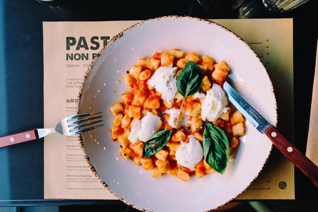 Pasta Non Basta tem pratos novos e massa fresca