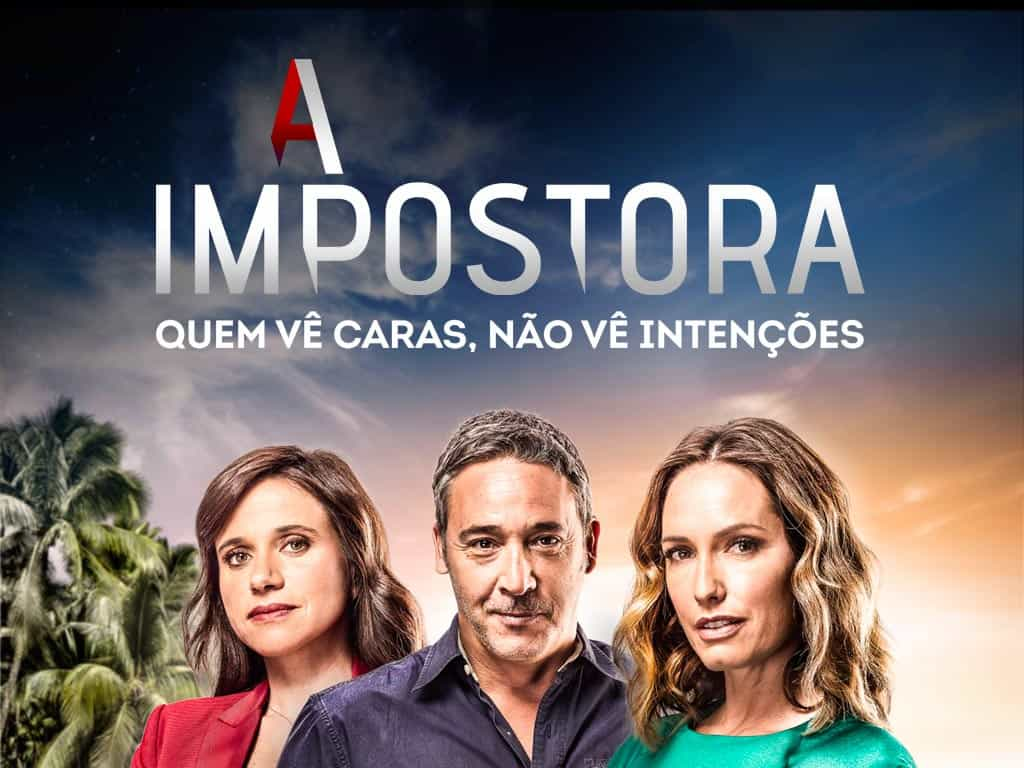 Novela portuguesa 'A Impostora' estreia-se na TF1 em França