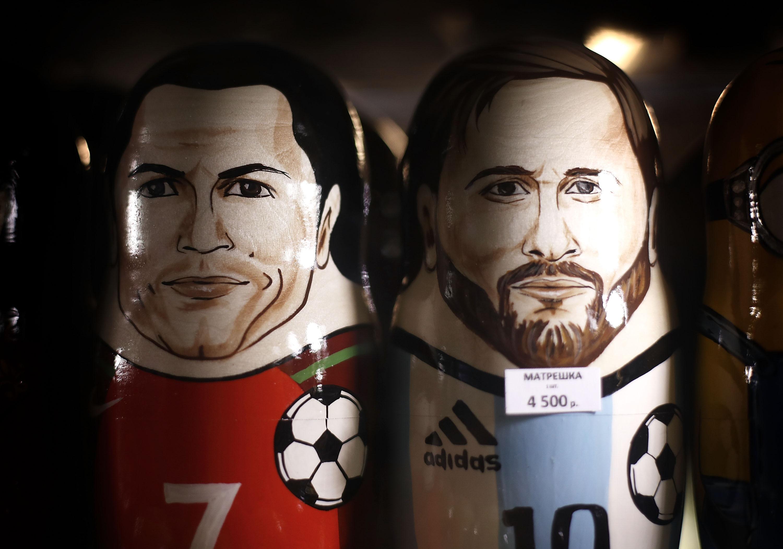 Os 17 recordes da UEFA que Cristiano Ronaldo e Messi (ainda) não bateram