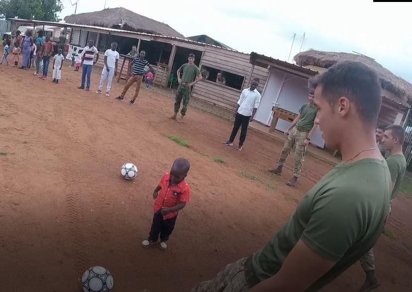 No Dia Mundial da Atividade Física, Exército Português mostra como treina