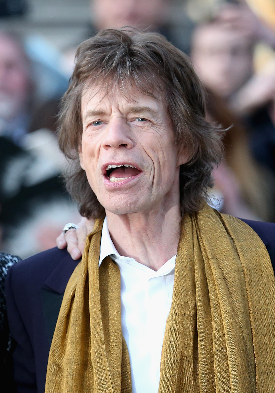 Mick Jagger agradece apoio recebido após cirurgia ao coração