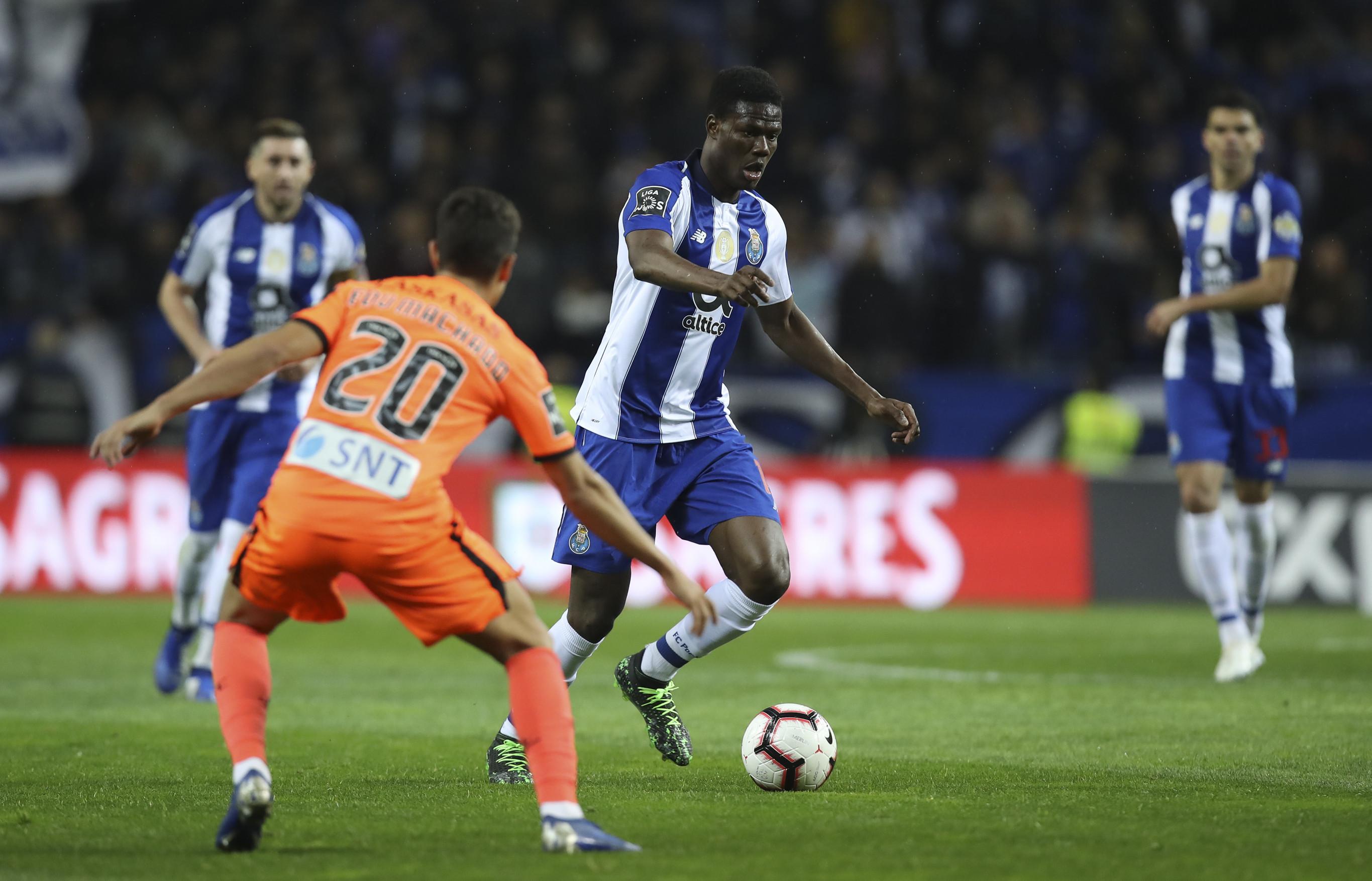 """""""FC Porto? Partilho o balneário com lendas como o Pepe"""""""