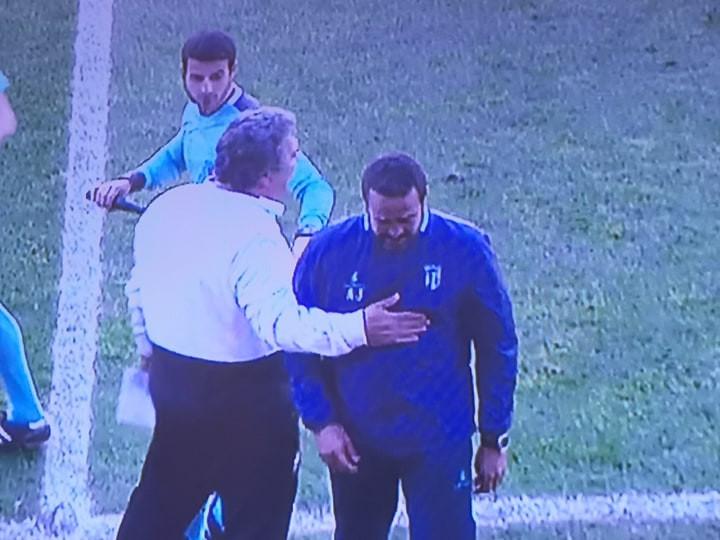 Benfica-Sp. Braga acabou mais cedo por morte de mãe de jogador