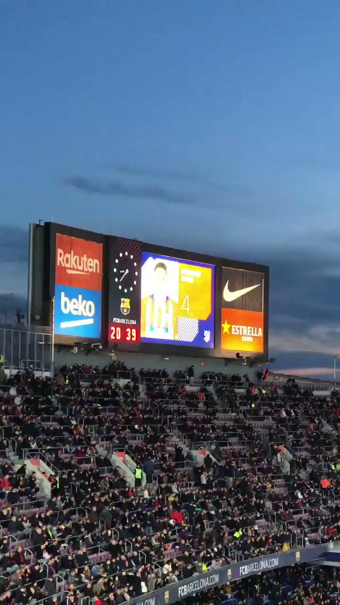 Griezmann assobiado em Camp Nou depois de 'nega' dada ao Barça