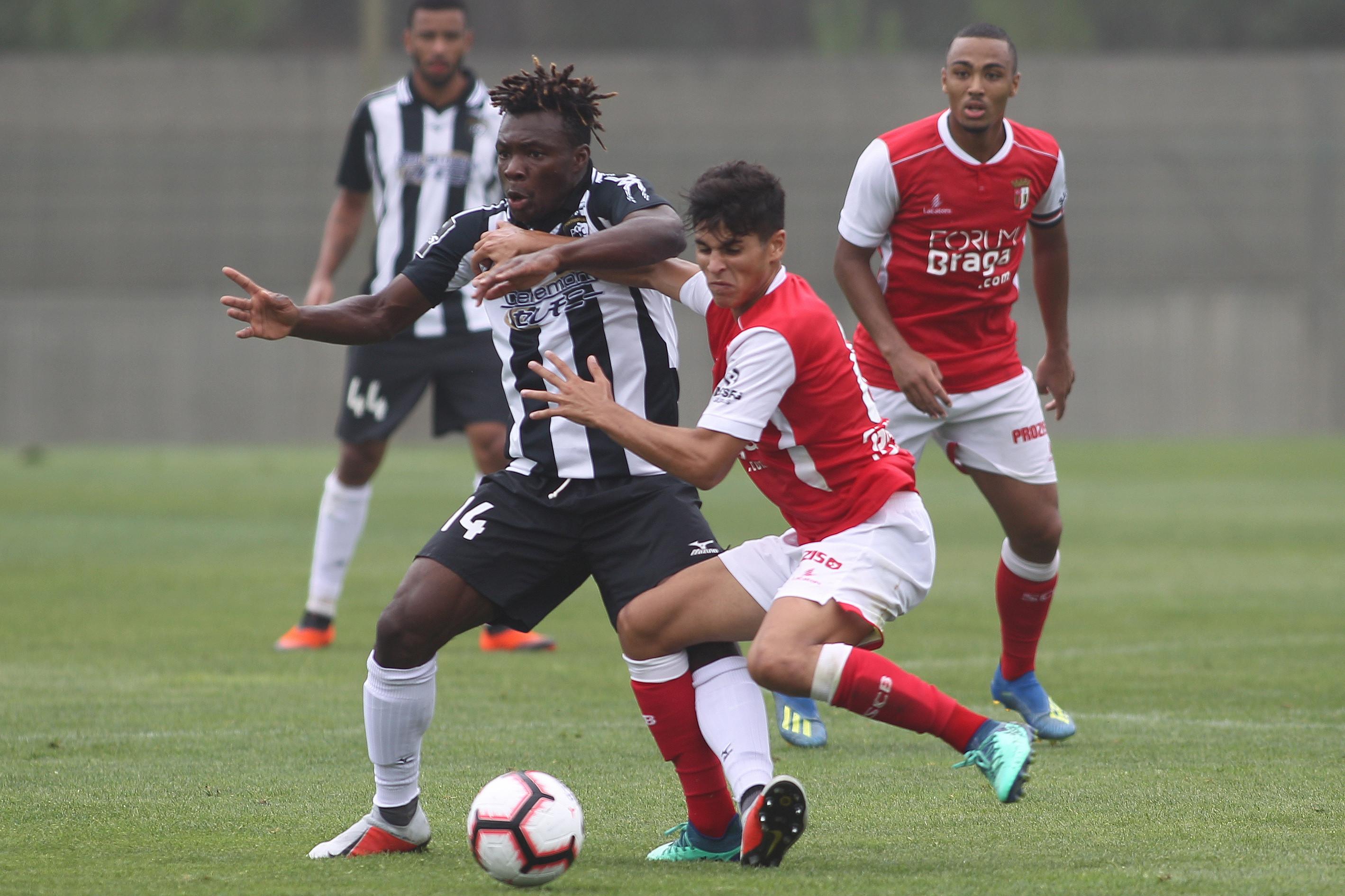 """Sp. Braga e Benfica unidos no """"pesar"""" ao óbito da mãe de atleta minhoto"""