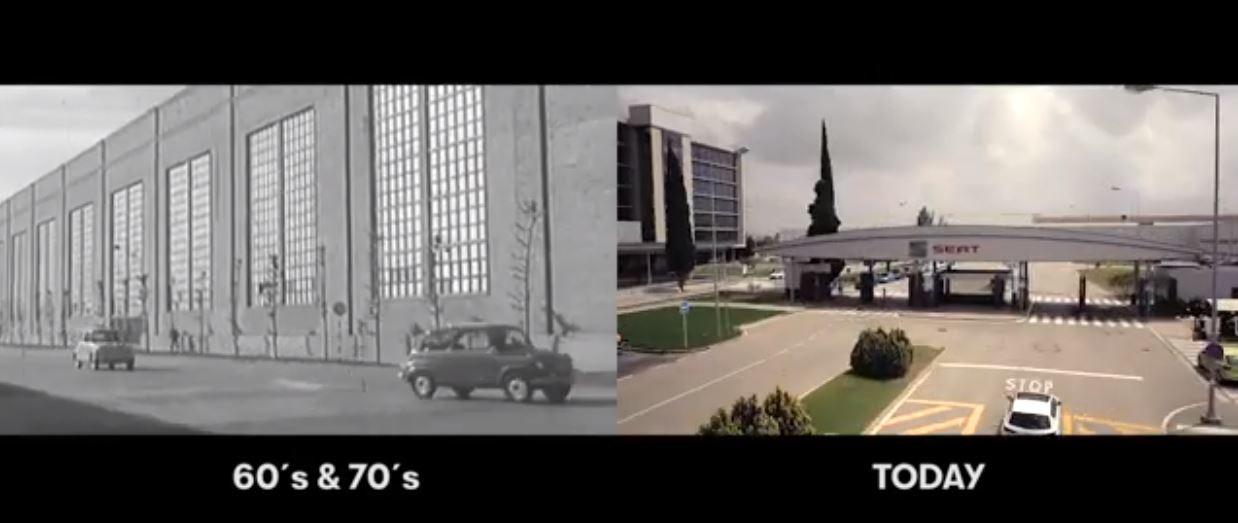 Antes e depois: Como a forma de produzir carros mudou em 50 anos
