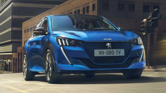 Peugeot e-208: Procura tem surpreendido responsáveis da marca