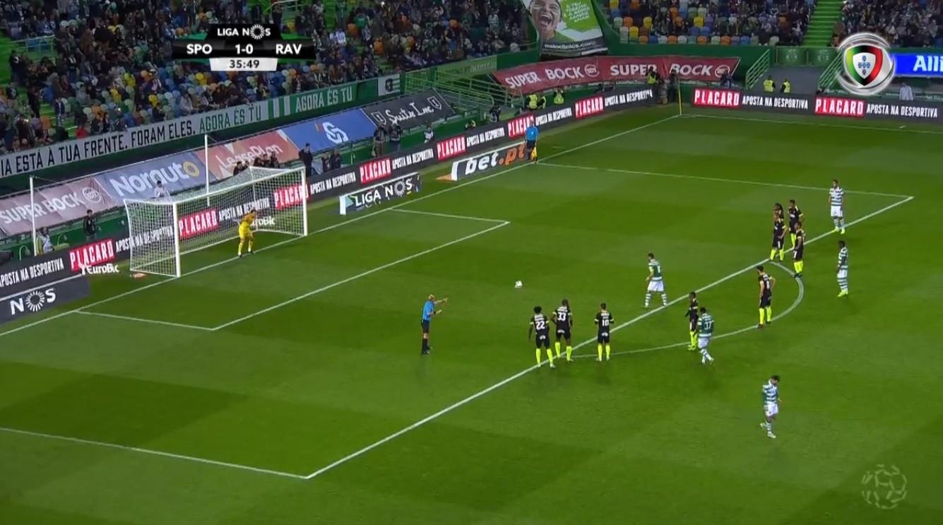 Bruno Fernandes atira de penálti e iguala recorde de Lampard