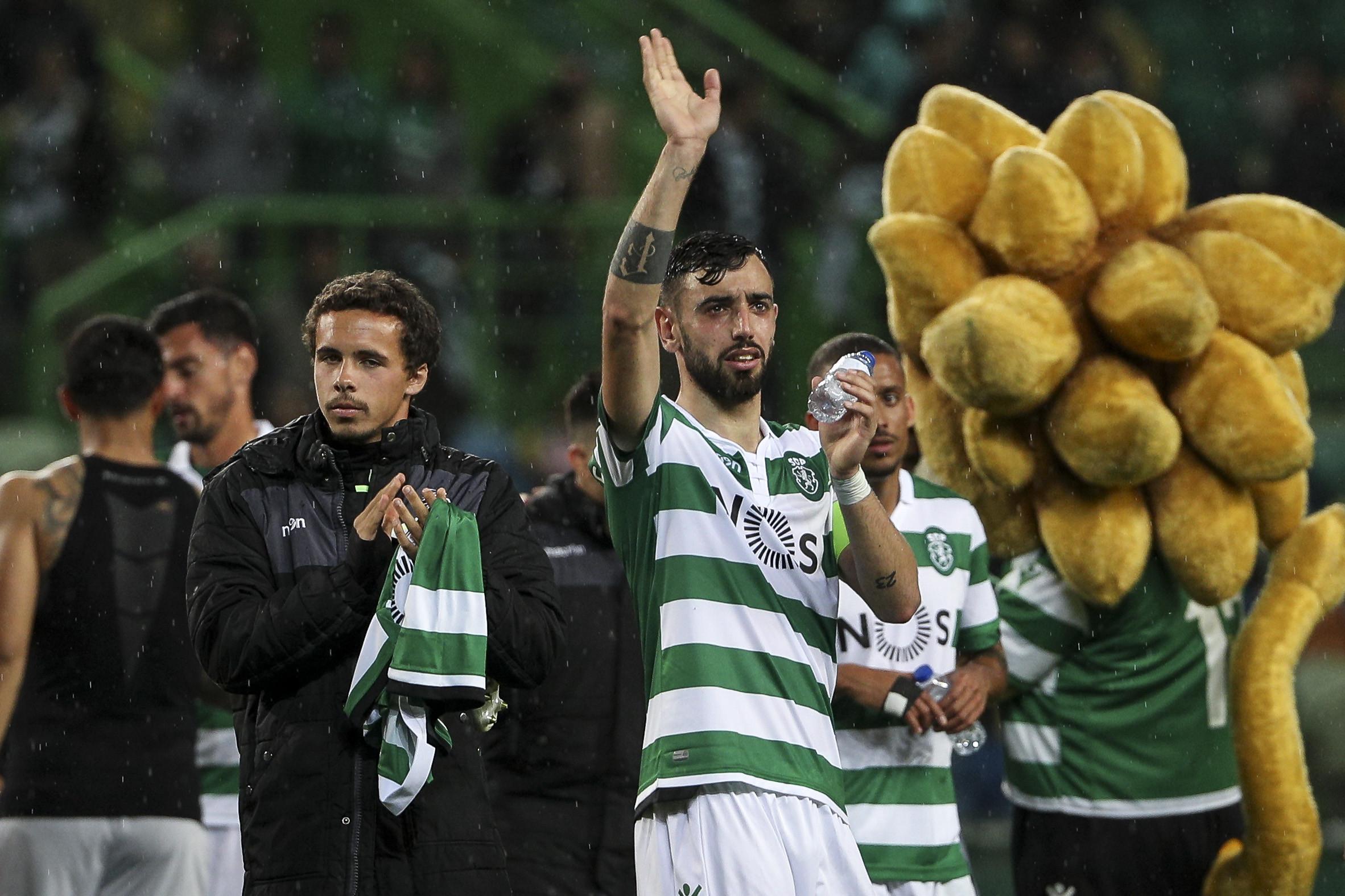 Sporting abate Rio Ave num jogo com números de Lampard e Jesus à mistura