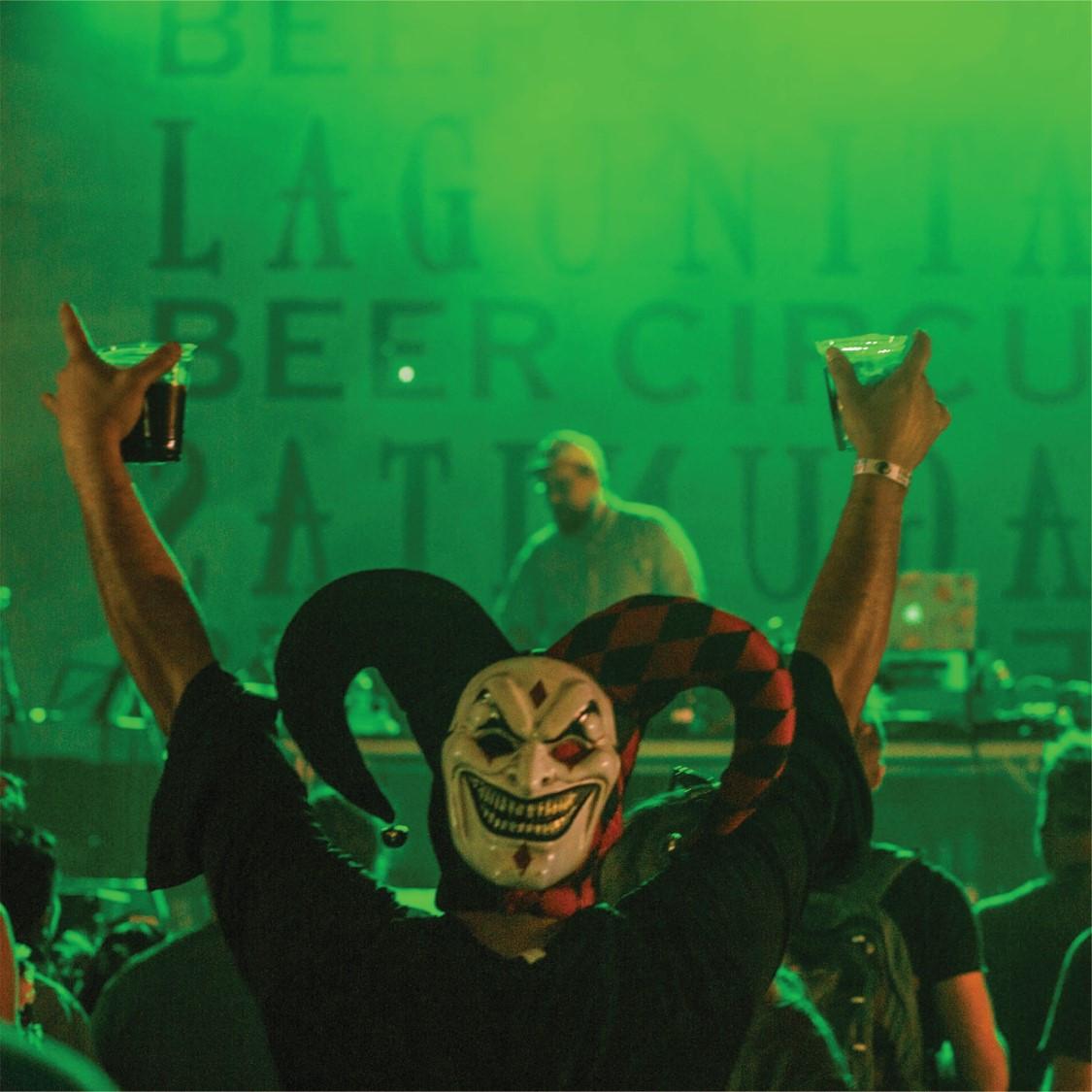 Primeiro 'Lagunitas Beer Circus Sideshow' em Portugal