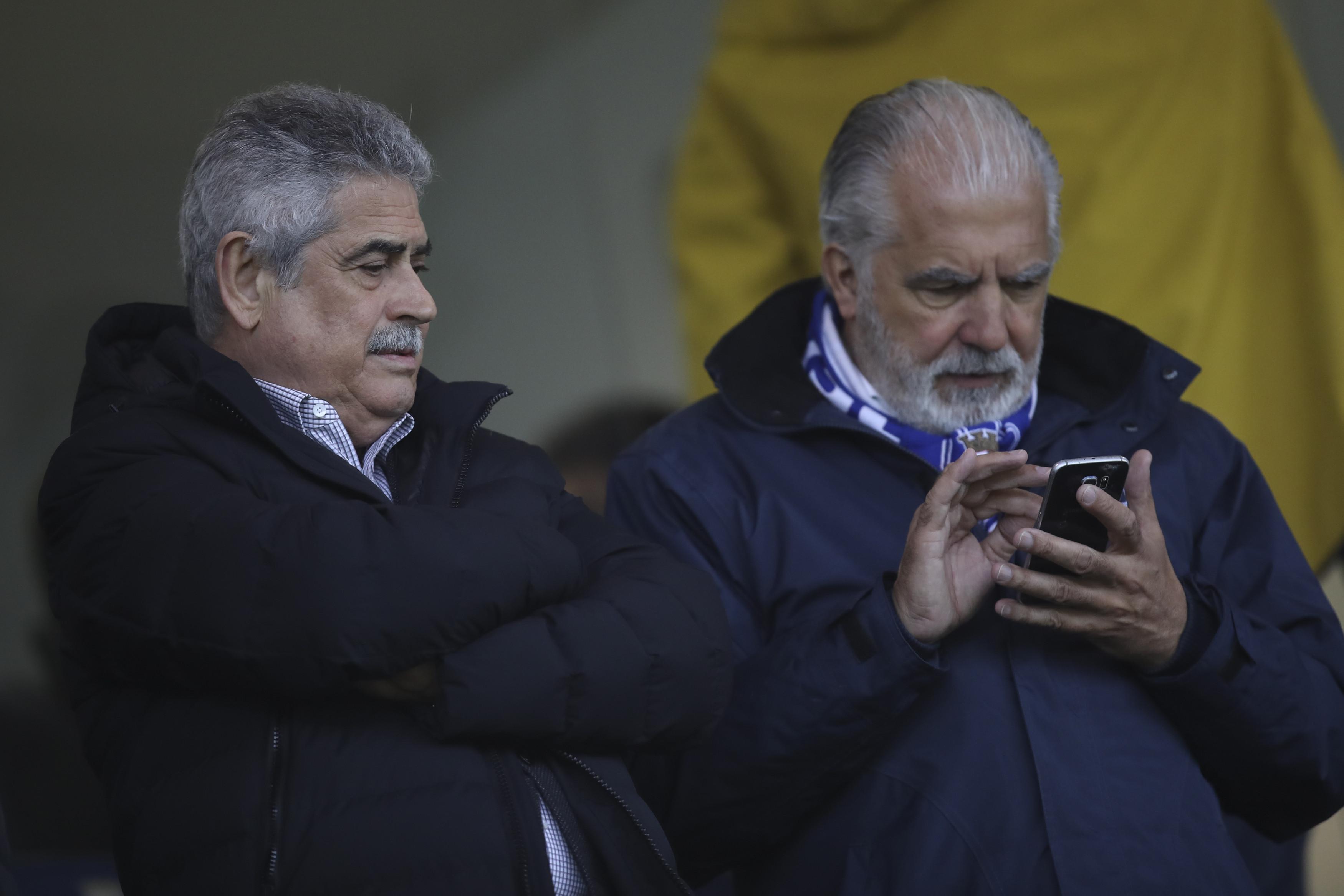 "Presidente do Feirense lamenta saída de Vieira: ""Há sempre umas bocas..."""