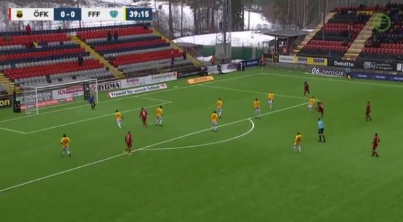 Da Suécia chega-nos um golo capaz de levantar qualquer estádio