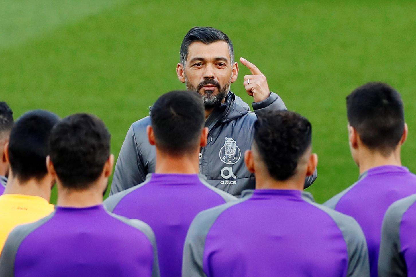 FC Porto continua a preparar Rio Ave com uma baixa